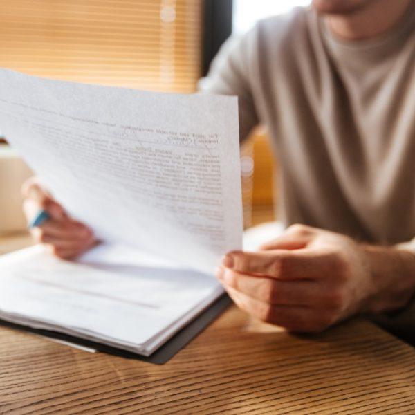 Leyendo documentos